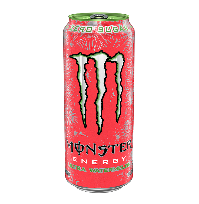 Monster ultra watermelon 24ct 16oz