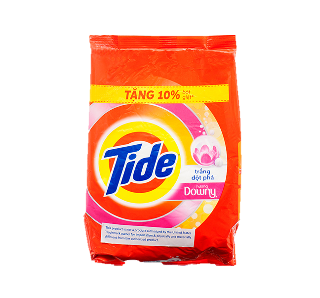 Tide powder with downy 720grm