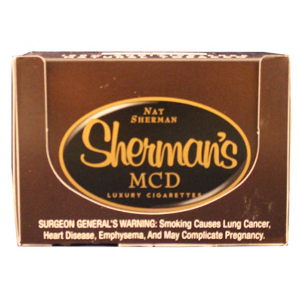 Mcd Stock Quote: NAT SHERMAN MCD BROWN 101MM 5PK