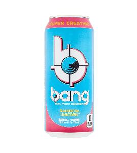 Bang rainbow unicorn 12ct 16oz