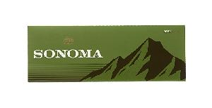 Sonoma mn dark green 100 box 10/20pk