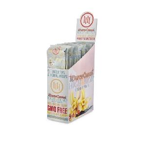 High hemp dutch cream organic wraps 25/2pk