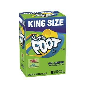 Fruit by the foot raspberry lemondade 8ct