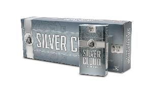 Silver cloud silver 100s box 10/20pk