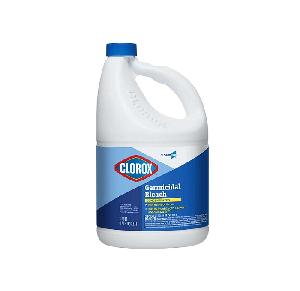 Clorox germicidal bleach 121oz