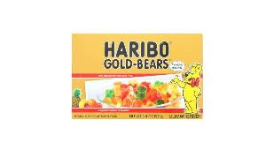Haribo gold bears thtr box 3.4oz